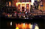 Egelantiersgracht, Amsterdam, The Netherlands (Holland), Europe