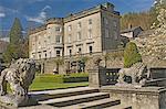 Rydal Hall, Rydal Village, Lake District, Cumbria, England, United Kingdom, Europe