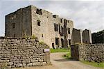 Tour de Barden, un pavillon de 12ème siècle utilisé par une Dame Anne Clifford du château de Brougham, Penrith, 1658 à 1659, Wharfedale, Yorkshire Dales, Yorkshire, Angleterre, Royaume-Uni, Europe