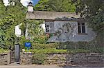 Dove Cottage, Heimat von William Wordsworth von 1799 bis 1808 Grasmere, Lake District-Nationalpark, Cumbria, England, Vereinigtes Königreich, Europa