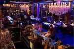 Indochine restaurant and bar on Neuemuehlen 11, Altona, Hamburg, Germany, Europe