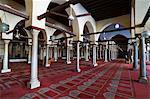 Mosquée Al-Azhar, district de Khan Al-Khalili, le Caire, Egypte, Afrique du Nord, Afrique