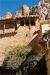Dem brennenden Dornbusch, Kloster St. Catherine, UNESCO Weltkulturerbe, Sinai, Ägypten, Nordafrika, Afrika