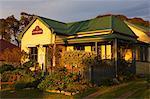 Immeuble historique, Central Tilba, New South Wales, Australie, Pacifique