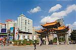 City centre, Kunming, Yunnan Province, China, Asia