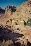 St. Katharinen Kloster, Sinai, Ägypten, Nordafrika