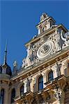 Art Nouveau architecture, 13 Alberta iela, Riga, UNESCO World Heritage Site, Lativa, Baltic States, Europe