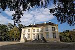 Badenburg Pavilion, un pavillon de baignade dans le parc de Schloss Nymphenburg, Munich (München), Bavière (Bayern), Allemagne, Europe