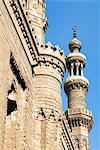 La mosquée Al Olivia, au Caire, en Égypte, en Afrique du Nord, Afrique