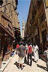 Khan El Khalili Bazaar, Cairo, Egypt, North Africa, Africa