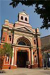 Vera Cruz Church, Santiago, Chile, South America