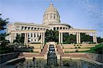 Missouri Etat Capitol, Jefferson City, Missouri, États-Unis d'Amérique, l'Amérique du Nord