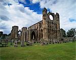 Cathédrale d'Elgin, Elgin, Morayshire, Écosse, Royaume-Uni, Europe