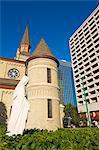 St. Mary's Cathedral, Winnipeg, Manitoba, Canada, North America
