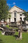 St. John's Cathedral, St. Johns, Antigua Island, Antigua and Barbuda, Leeward Islands, Lesser Antilles, West Indies, Caribbean, Central America