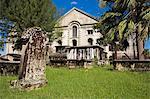 Cathédrale St. John s, Saint-Jean, île d'Antigua, Antigua et Barbuda, îles sous-le-vent, petites Antilles, Antilles, Caraïbes, Amérique centrale