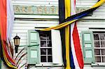 Bureau culturel, Saint-Jean, île d'Antigua, Antigua et Barbuda, îles sous-le-vent, petites Antilles, Antilles, Caraïbes, Amérique centrale