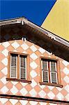 Schoelcher Street, fort de France, Martinique, France Antilles, Antilles, Caraïbes, Amérique centrale