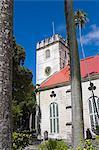 Cathédrale, Bridgetown, Barbade, Antilles, Caraïbes Saint-Michel, Amérique centrale