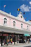 Colonnade Building, Bridgetown, Barbade, Antilles, Caraïbes, Amérique centrale