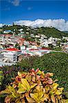 De Saint-Georges, Grenade, îles sous-le-vent, Lesser Antilles, Antilles, Caraïbes, Amérique centrale