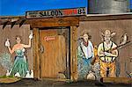 Joshua Tree Saloon, Joshua Tree City, California, United States of America, North America