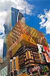 Hôtel Westin, Times Square, Manhattan Midtown, New York City, New York, États-Unis d'Amérique, l'Amérique du Nord