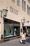 Magasin Bergdorf Goodman, Midtown Manhattan, à New York City, New York, États-Unis d'Amérique, Amérique du Nord