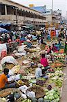Marché de la ville, Bangaluru (Bangalore), Karnataka, Inde, Asie