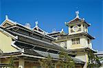 Le principal temple de Cao Dai, Danang, Vietnam, Indochine, Asie du sud-est, Asie