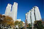 Le nouvel hôtel de ville de Tokyo Shinjuku, Tokyo, Japon, Asie