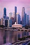 Fullerton Hotel, Marina Bay, Singapore