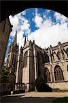Cathédrale, Quimper, Quimper Finistere, Bretagne, France