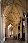Quimper Cathedral, Quimper, Finistere, Brittany, France