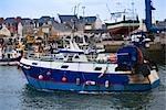 Guilvinec, Finistere, Brittany, France