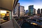 Cityscape, Circular Quay, Sydney, New South Wales, Australia