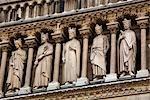 La cathédrale Notre-Dame, Paris, France