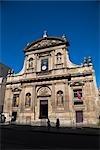 Église de St Elisabeth de Hongrie, Le Marais, Paris, France