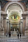 Das Pantheon, Paris, Frankreich