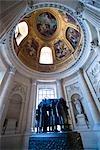 Ferdinand Foch's Tomb, Les Invalides, Paris, France