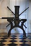 Lithographische Press, Musée Picasso, Paris, Frankreich