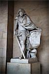 Skulptur, Schloss Versailles, Versailles, Frankreich