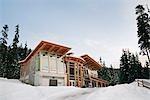 Chalet, Whistler, Colombie-Britannique, Canada