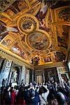 Couloir, château de Versailles, Ile de France, France