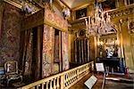 Chambre, château de Versailles, Ile de France du roi, France