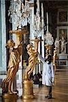 Spiegelsaal, Schloss Versailles, Ile de France, Frankreich