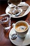 Espresso, Paris, Ile de France, France