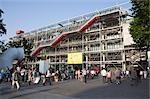 Musee National d'Art Moderne, Centre Georges Pompidou, Paris, France