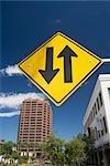 Close-up of a road sign,Phoenix,Maricopa County,Arizona,USA