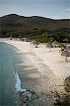 Beach in Curacao, Netherlands Antilles